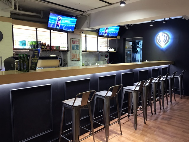 Burger Su 美式蔬食漢堡 松山店、台北捷運中山國中站素食美式漢堡
