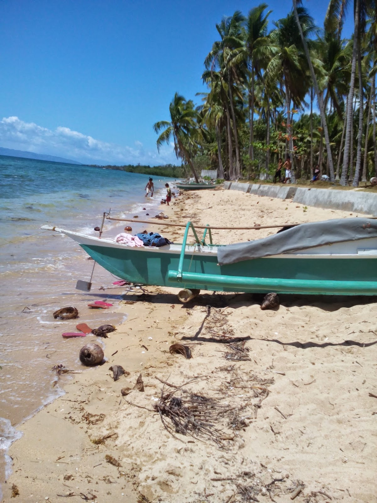 Mactang Historical Beach, Poro, Camotes, Cebu
