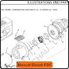 Cẩm nang sử dụng máy nén Sullair LS-20 Manual + Parts list (file: PDF)