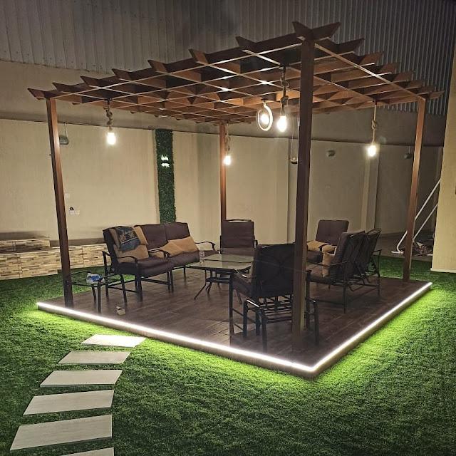 شركة تركيب عشب صناعي بالمدينة المنورة