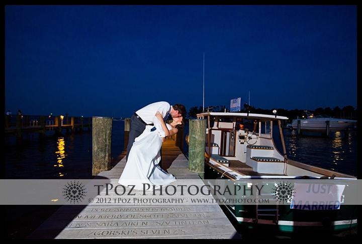 Annapolis Maritime Museum Wedding
