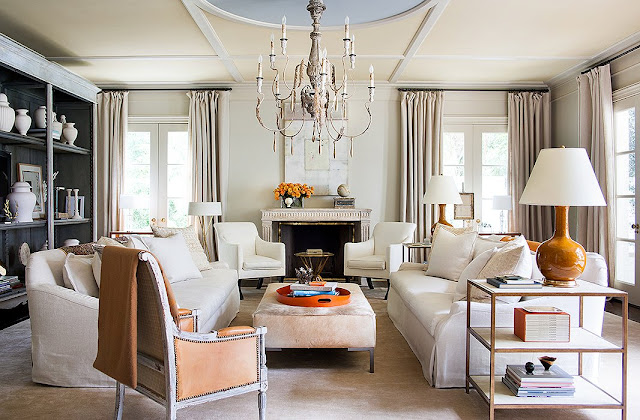 The Glam Pad Suzanne Kasler S Atlanta Home
