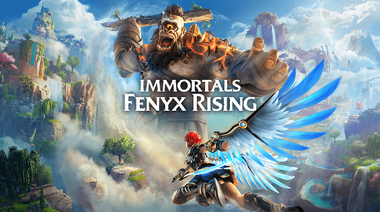 Immortals Fenyx Rising PC