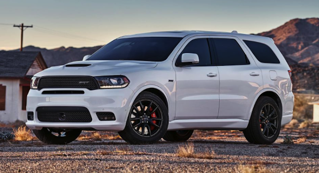 2018 Dodge Durango SRT Review