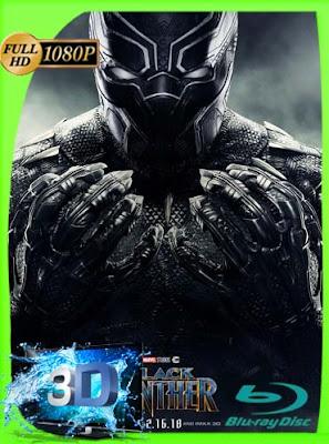 Black Panther (Pantera Negra) (2018) 3D SBS Latino [1080p] [GoogleDrive] DizonHD