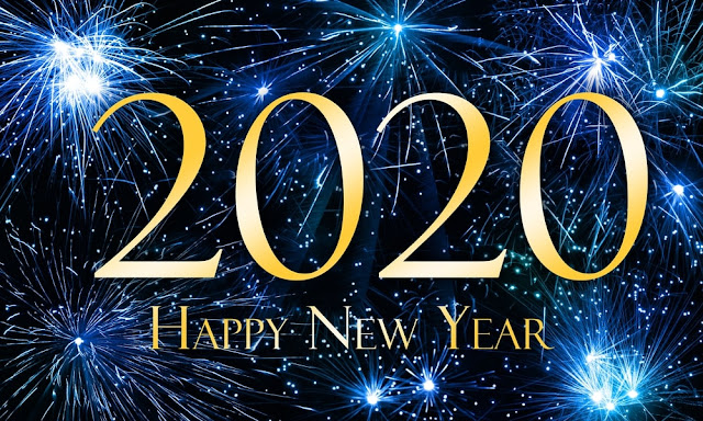 Happy New Year 2020 Images, Wallpapers 9