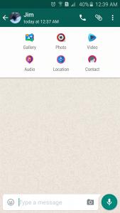 WhatsApp Plus JiMODs Mod Android APK Screenshots 3