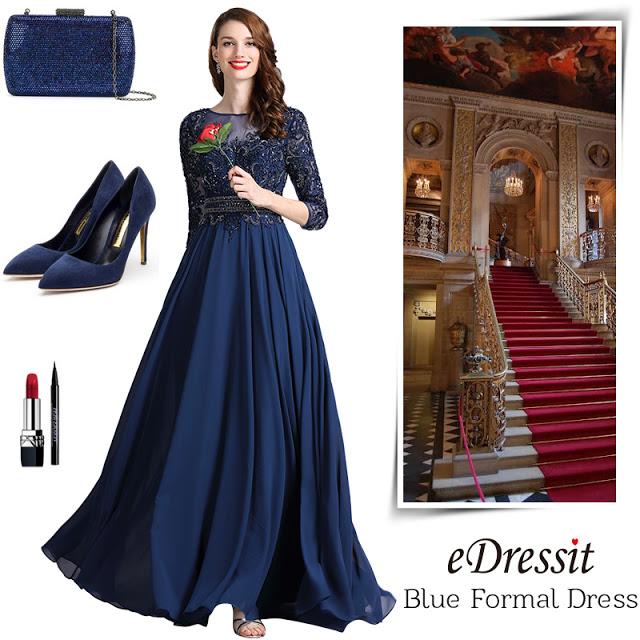 Wählen Sie passende Abendkleider für Weihnachten bei eDressit ...