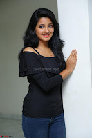 Deepthi Shetty looks super cute in off shoulder top and jeans ~  Exclusive 82.JPG