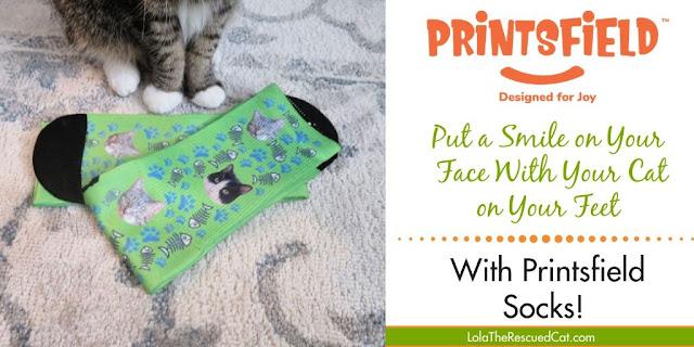 Printsfield Personalized Socks