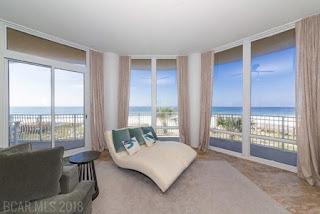 La Rive Condo For Sale Perdido Key FL Real Estate Unit W2W Living Room
