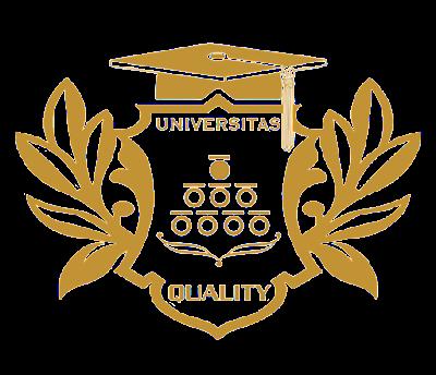 download logo Universitas Quality PNG trasnparan tanpa background HD CDR.
