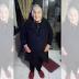 Moradora de Ponte Serrada celebra seus 110 anos