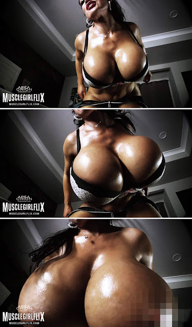 Samantha Kelly breast expansion