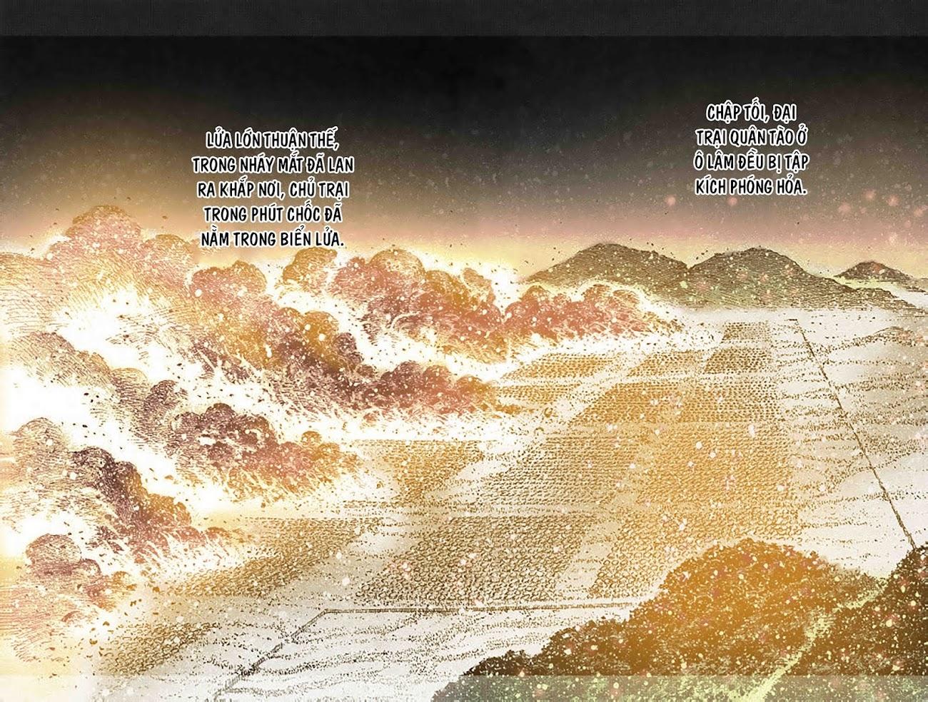 Hỏa phụng liêu nguyên Chương 425: Phản kích Tào Tháo [Remake] trang 8