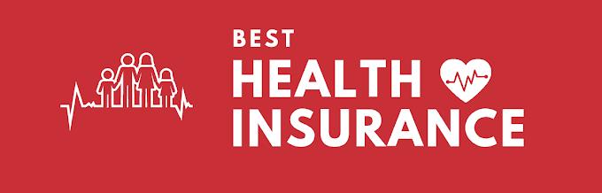 Best Health Insurance Plan 2021