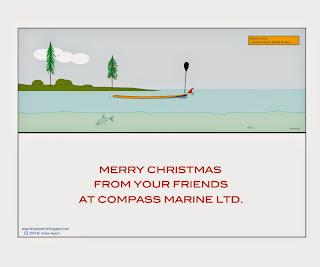 Dready, Dready Art and Everything Dready compass%2Bmarine%2B2014%2Bchristmas%2Bcard