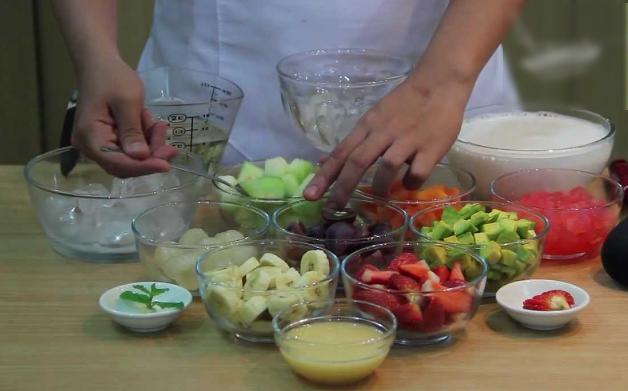 Bahan Bahan Sop Buah Dan Cara Membuat Sop Buah Spesial Berserta Gambarnya