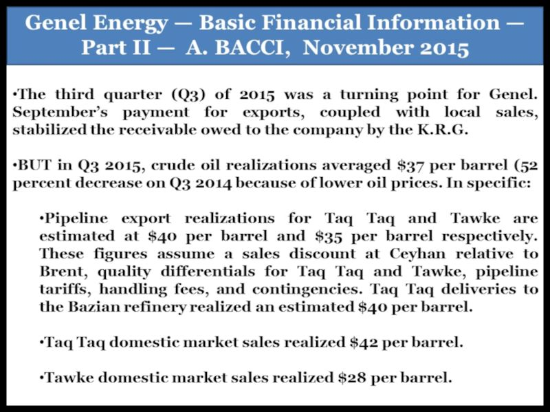 BACCI-The-Importance-Regular-Export-Payments-IOCs-Producing-Oil-KRG-16-Nov-2015