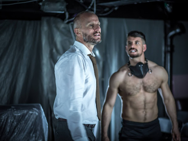 Sex/Crime, Soho Theatre | Review