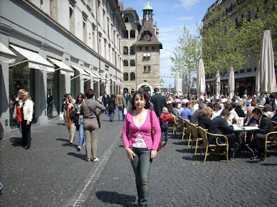 Place du Bourg de Four ginebra