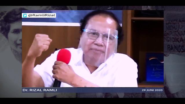 Rizal Ramli Bicara Jas Merah: Kenapa Kita Dijajah Ratusan Tahun ?