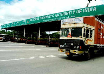 NHAI, Toll Plaza, National Highway Authority of India, Toll Plaza operators, NHAI contractors