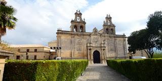 Basílica Real y Colegiata de Santa María de los Reales Alcázares.