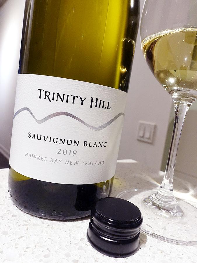 Trinity Hill Sauvignon Blanc 2019 (89 pts)