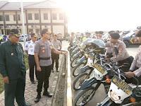 Sinergitas TNI-Polri dan Unsur Terkait Dalam Mengamankan Hari Raya Idul Fitri 1440 H