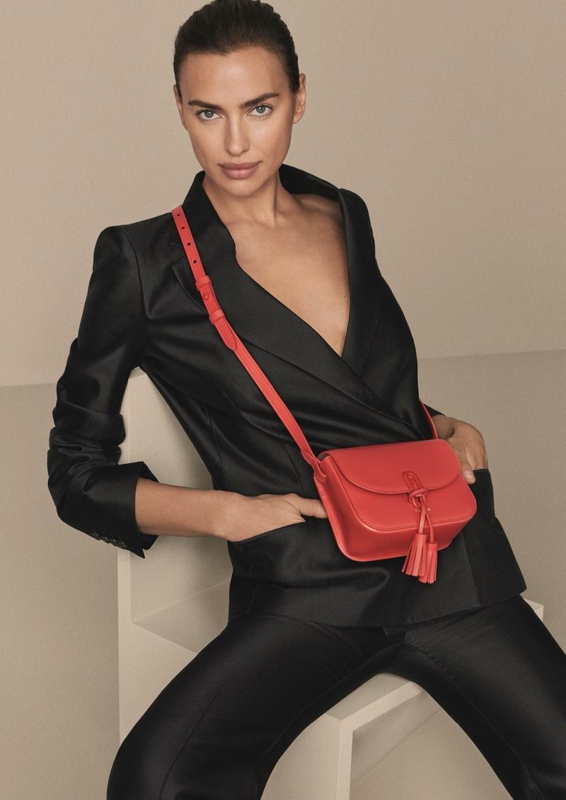 Irina Shayk stars in Furla spring-summer 2020 campaign