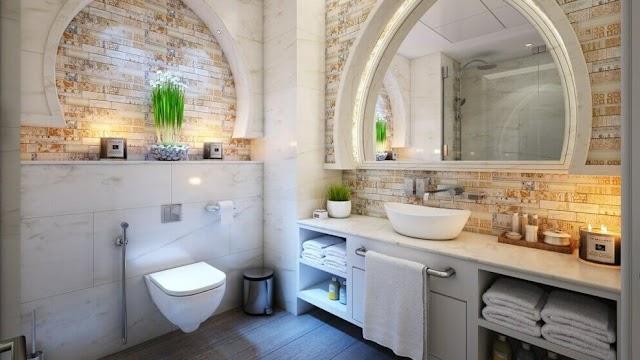 خطوات سهلة لجعل رائحة حمامك رائعة