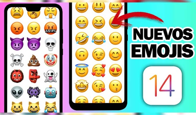 Emojis de iPhone para Android sin Zfont