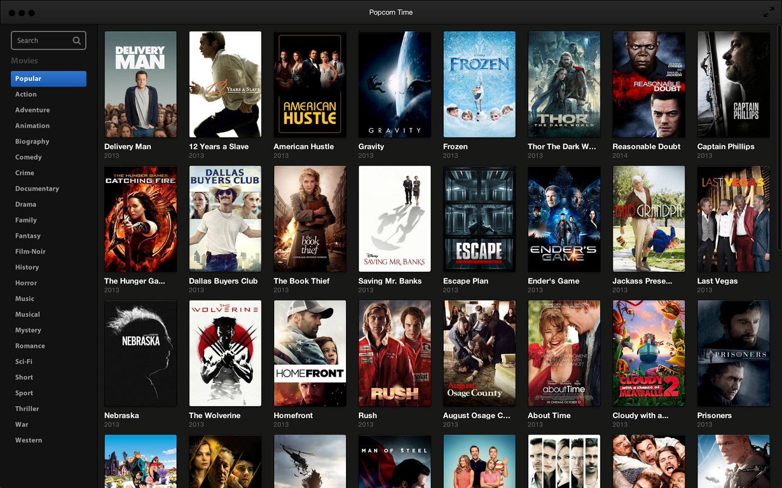 Torrent hd movies