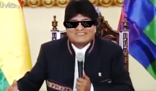 Las pajpaquedas de Evo Morales en tiempo de elecciones