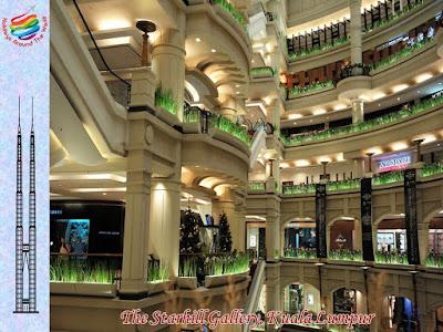 The Starhill Gallery, Kuala Lumpur