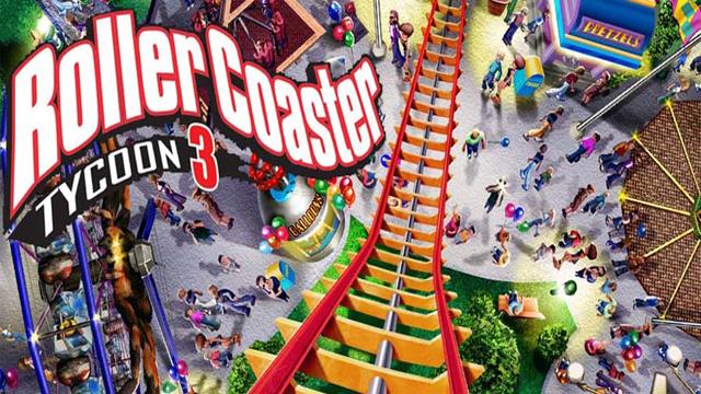 roller coaster tycoon 3 تحميل لعبة