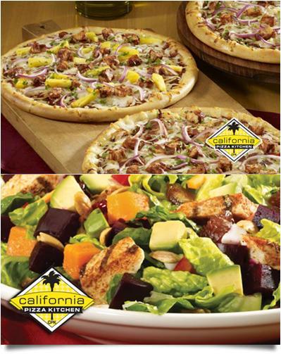 California Pizza Kitchen Trinoma