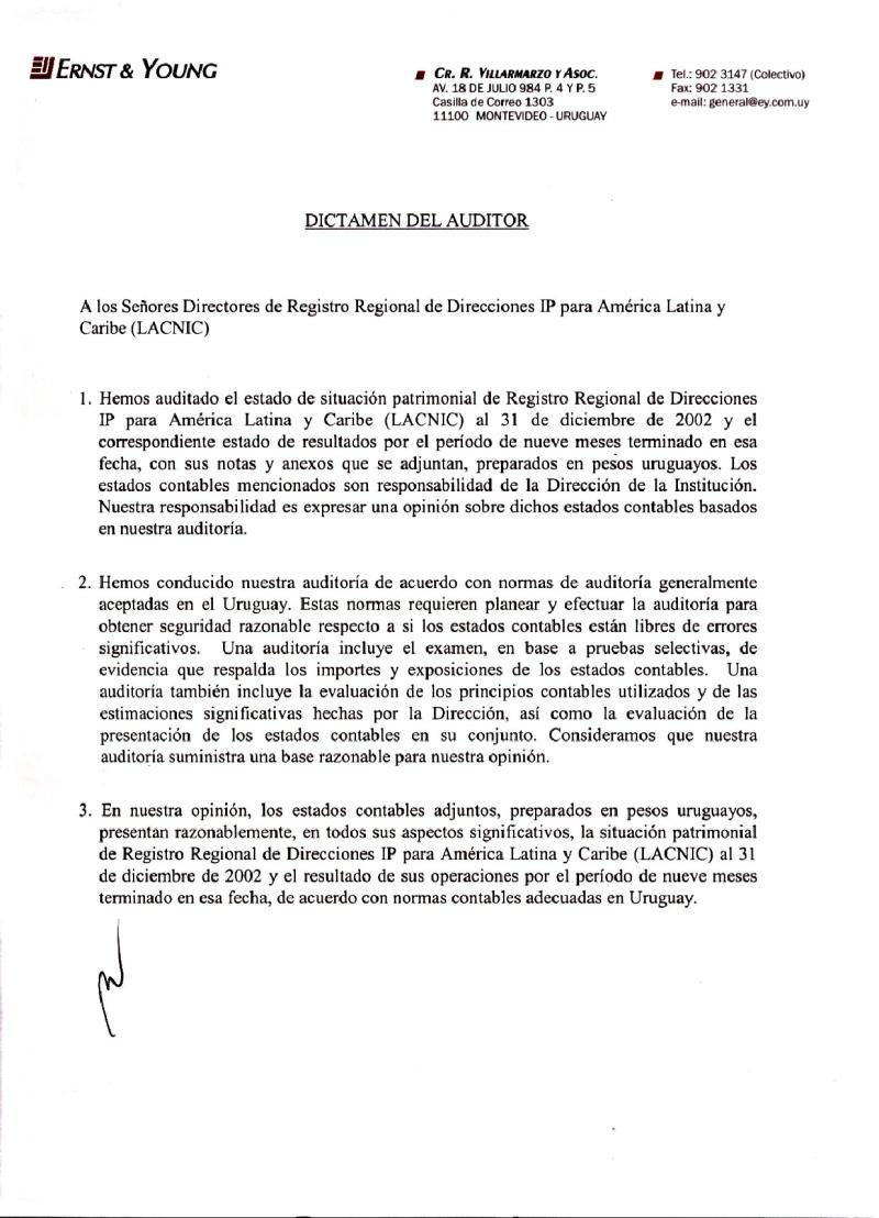 DICTAMEN DE AUDITORIA FINANCIERA EBOOK