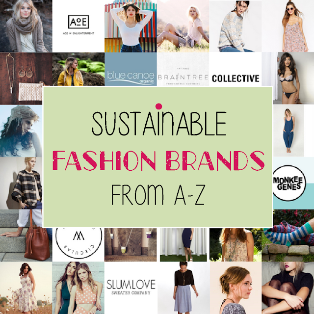 Ethical and eco-friendly fashion brands