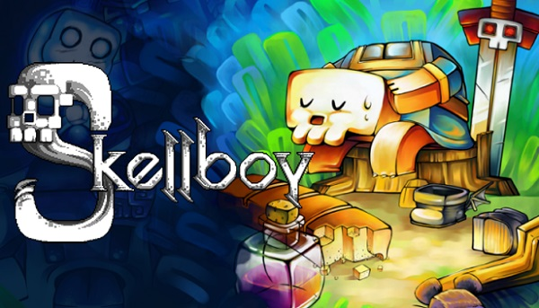 Skellboy Cover
