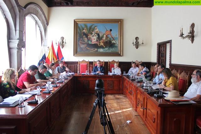 El Ayuntamiento reorganiza el orden de intervenciones en los plenos para 'agilizar y mejorar la calidad de los debates'