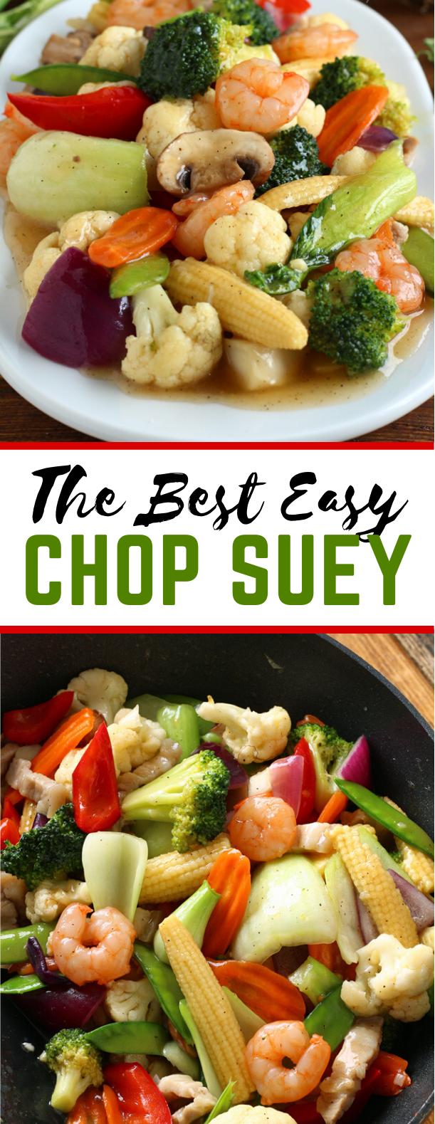 Easy Chop Suey Recipe #vegetables #asianfood #easyrecipe #veggies #vegetarian