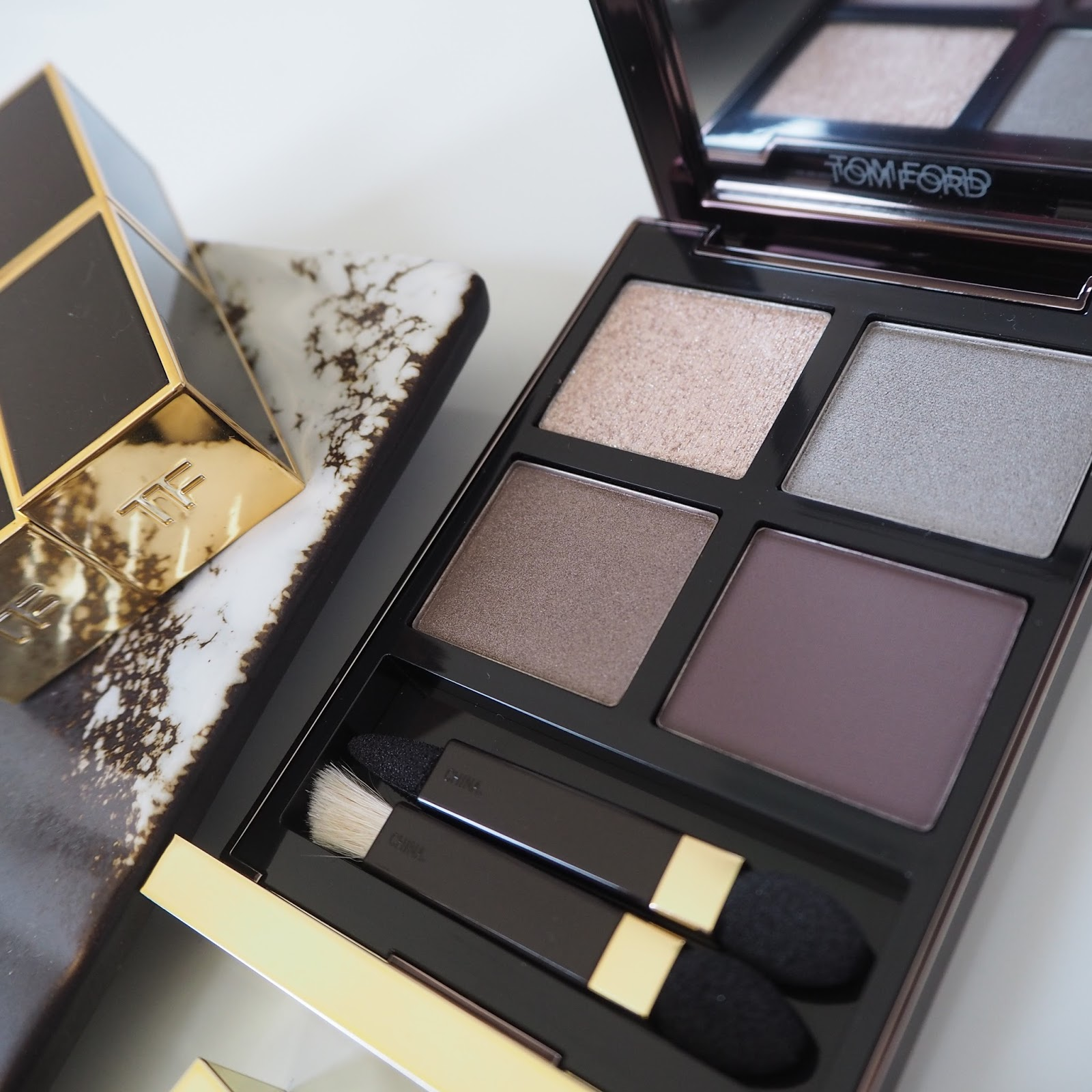 Tom Ford Silvered Topaz eyeshadow review
