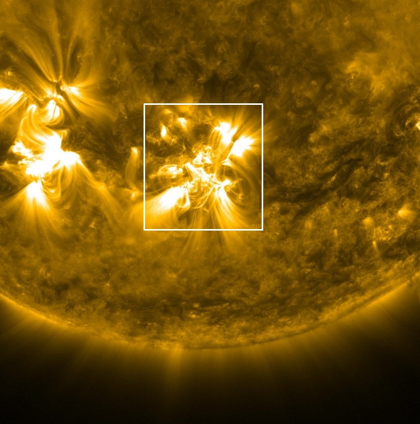 Información de actividad solar