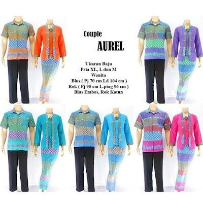 Grosir Batik Sarimbit Aurel