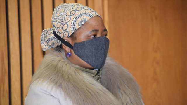 Lesotho's ex-first lady back in custody over murder of rival
