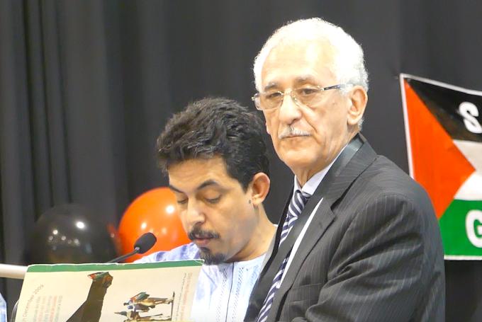 """Mehrez Ammari: """"Las declaraciones de Saadani son una traición al Compromiso del Primero de Noviembre y una desviación de las convicciones y los principios del pueblo argelino""""."""