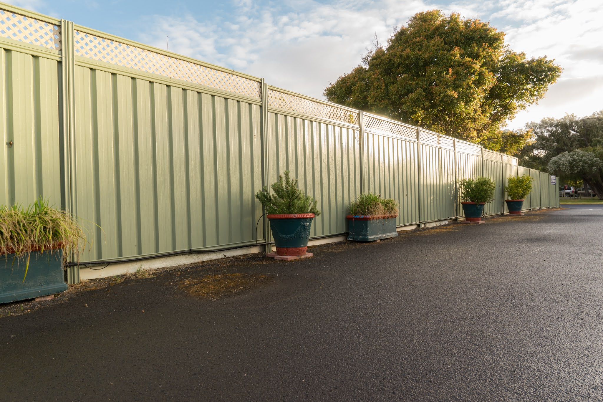 fencing company in Newcastle