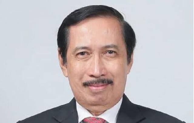 Hakim Dan Jaksa Ha6i6 Ri2ieq Meninggal, Begini Doa Rektor UIC